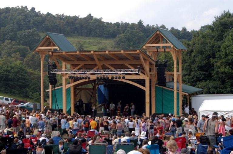 SteamLine Stage @ Hill Holler-2